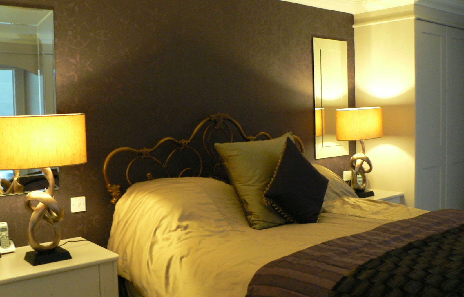 Interior Design Dorset Bedroom
