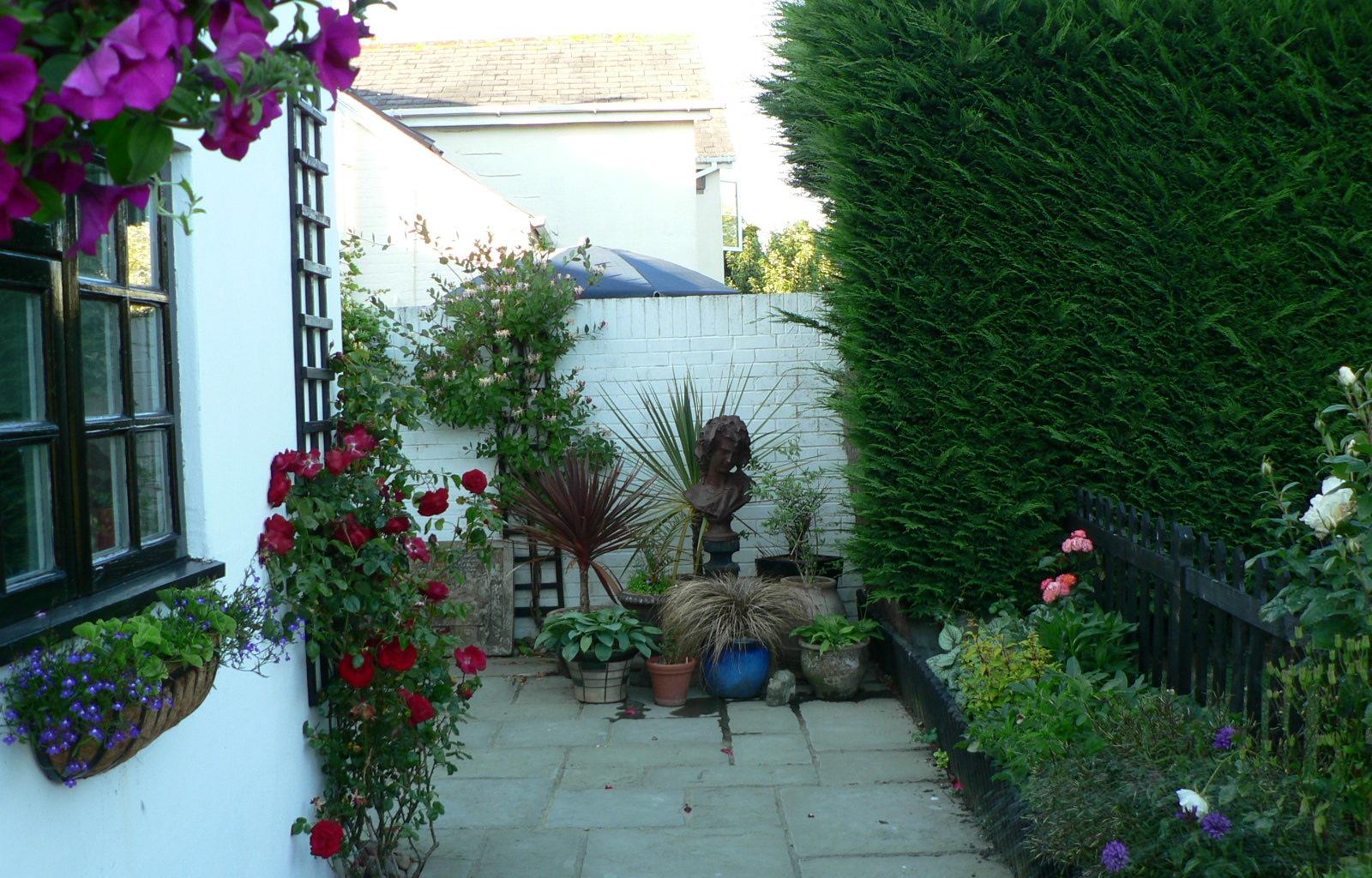 cottage garden enhancements