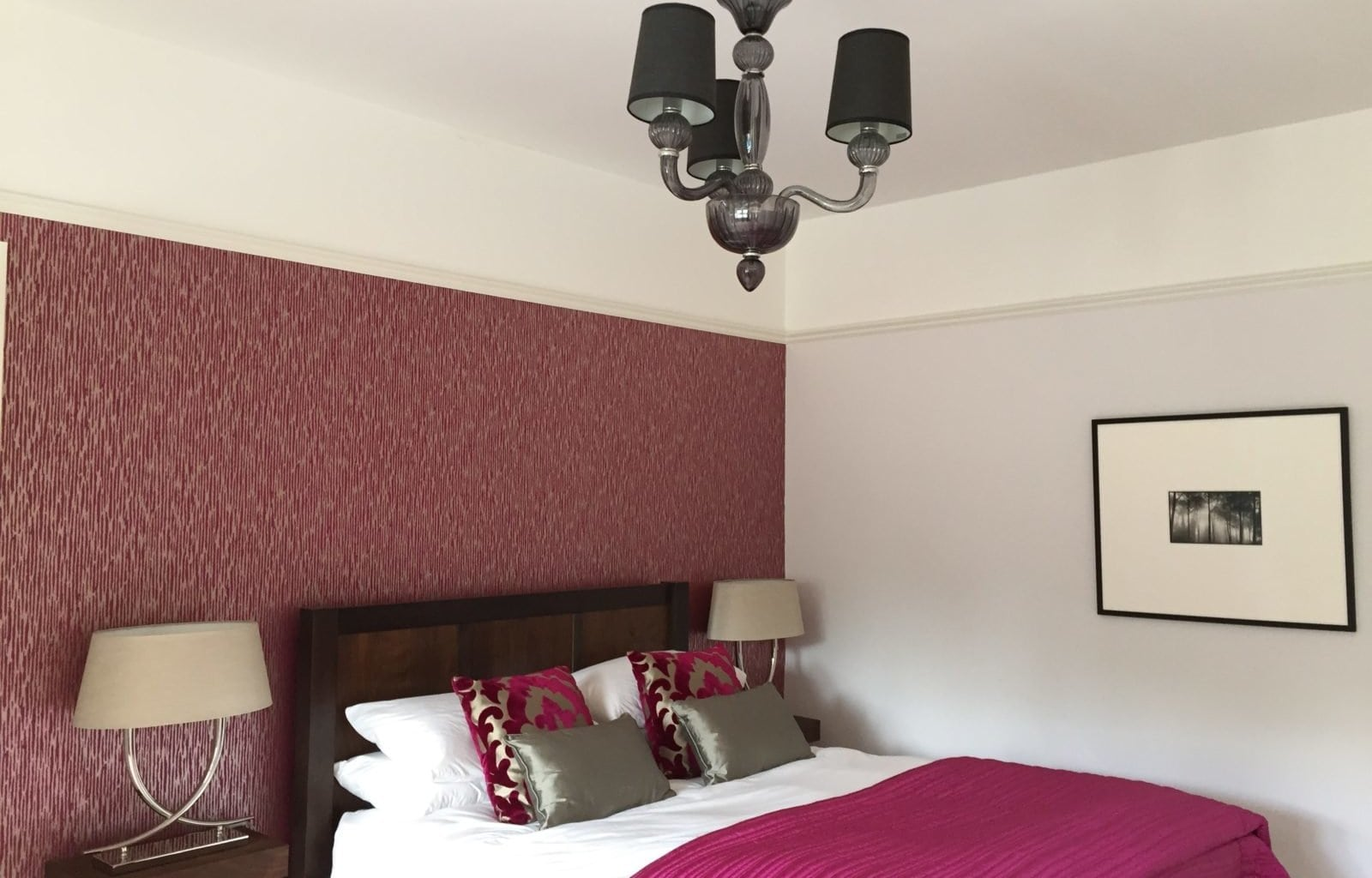 bedroom statement interiors cerise buzz interior design